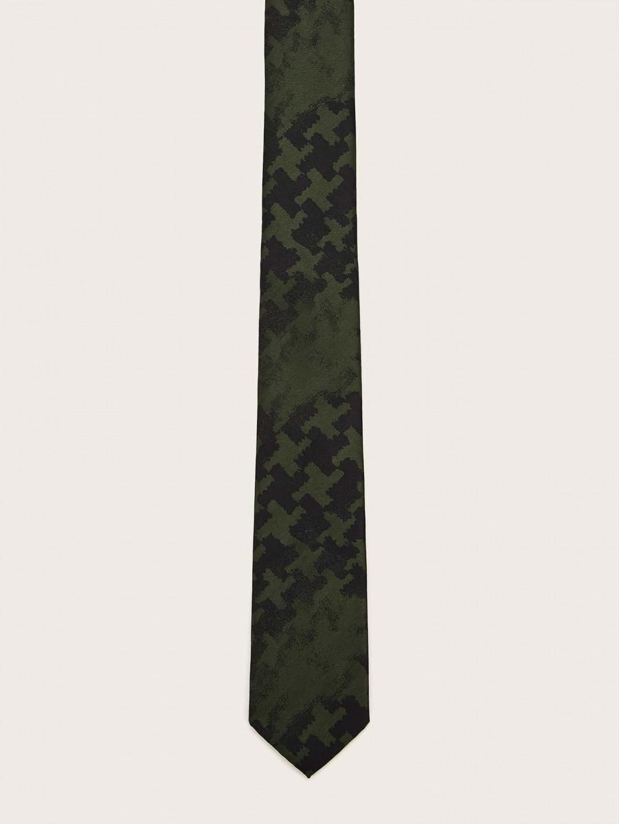 Men Graphic Tie