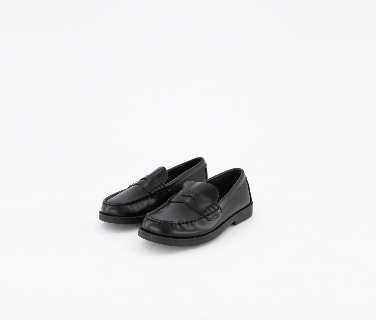 Sperry Kids Boys Colton Shoes  Black