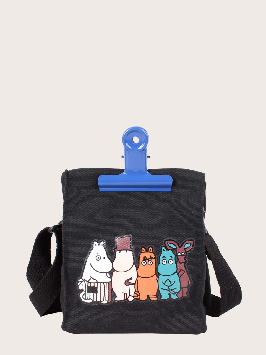 Girls Animal Graphic Crossbody Bag