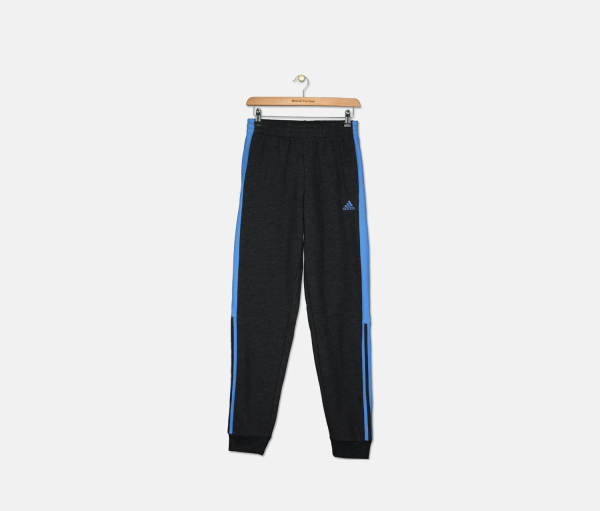 Adidas Big Boys Athletics Youth Jogger Pants  Black