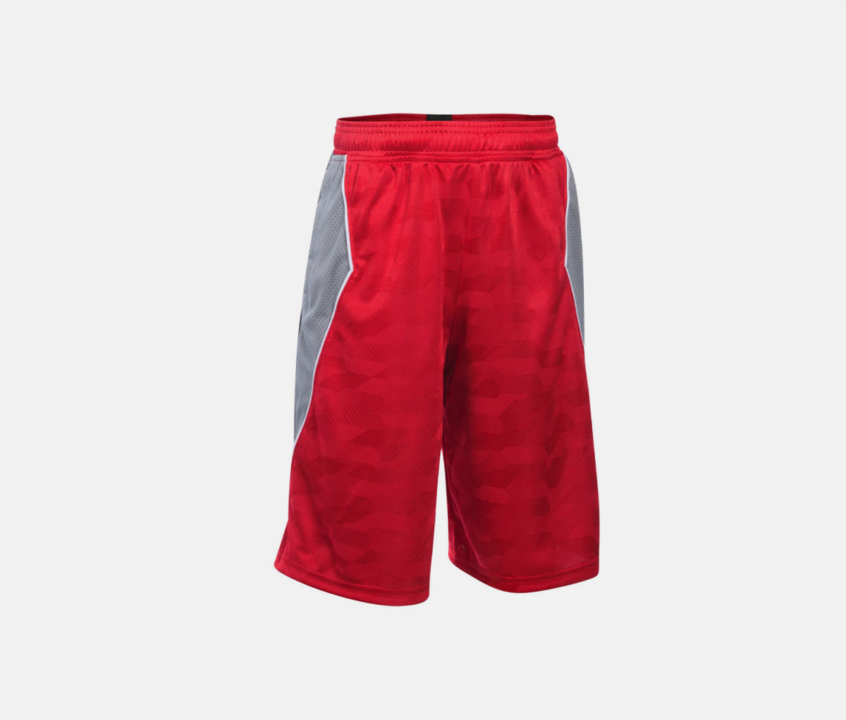 Under Armour Boys Steph Curry Sc30 Warrior Spear Shorts  Red