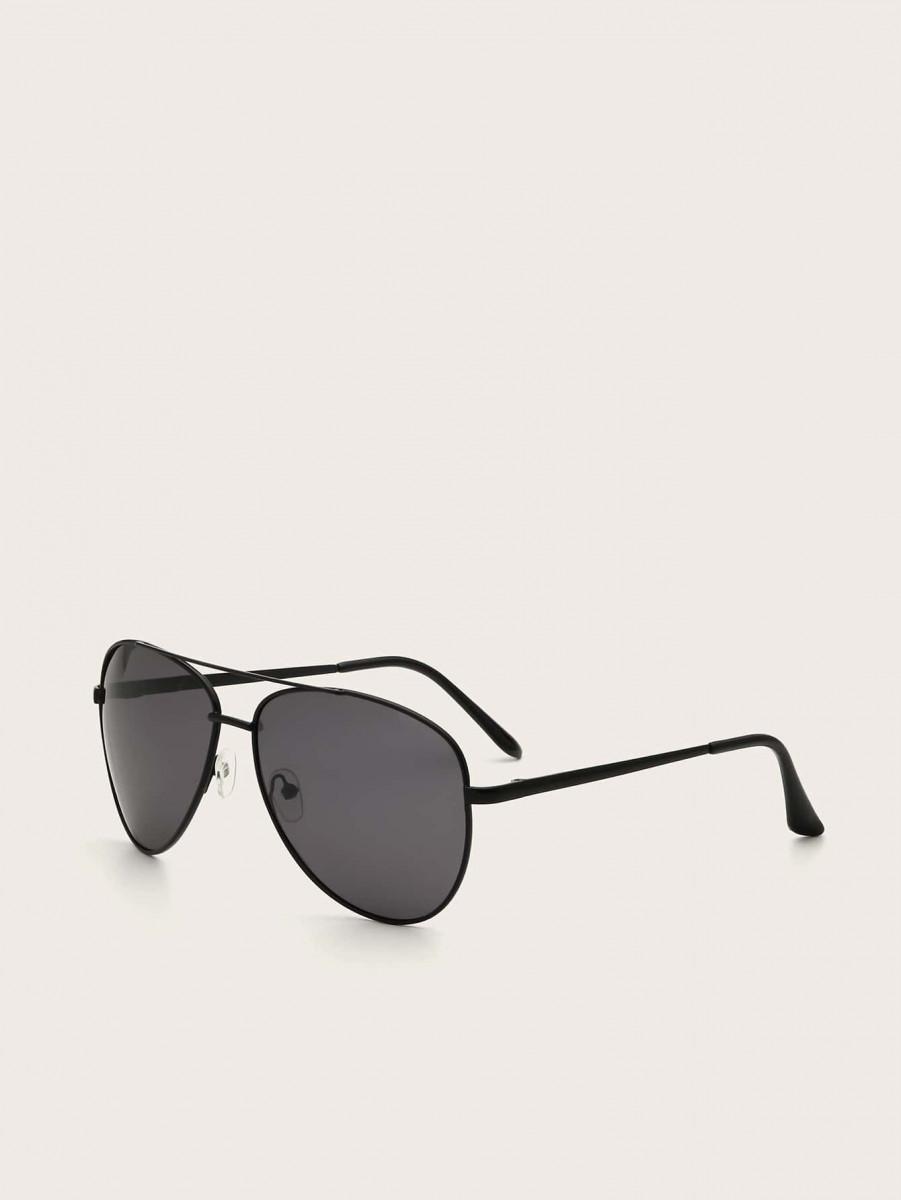 Men Double Aviator Sunglasses
