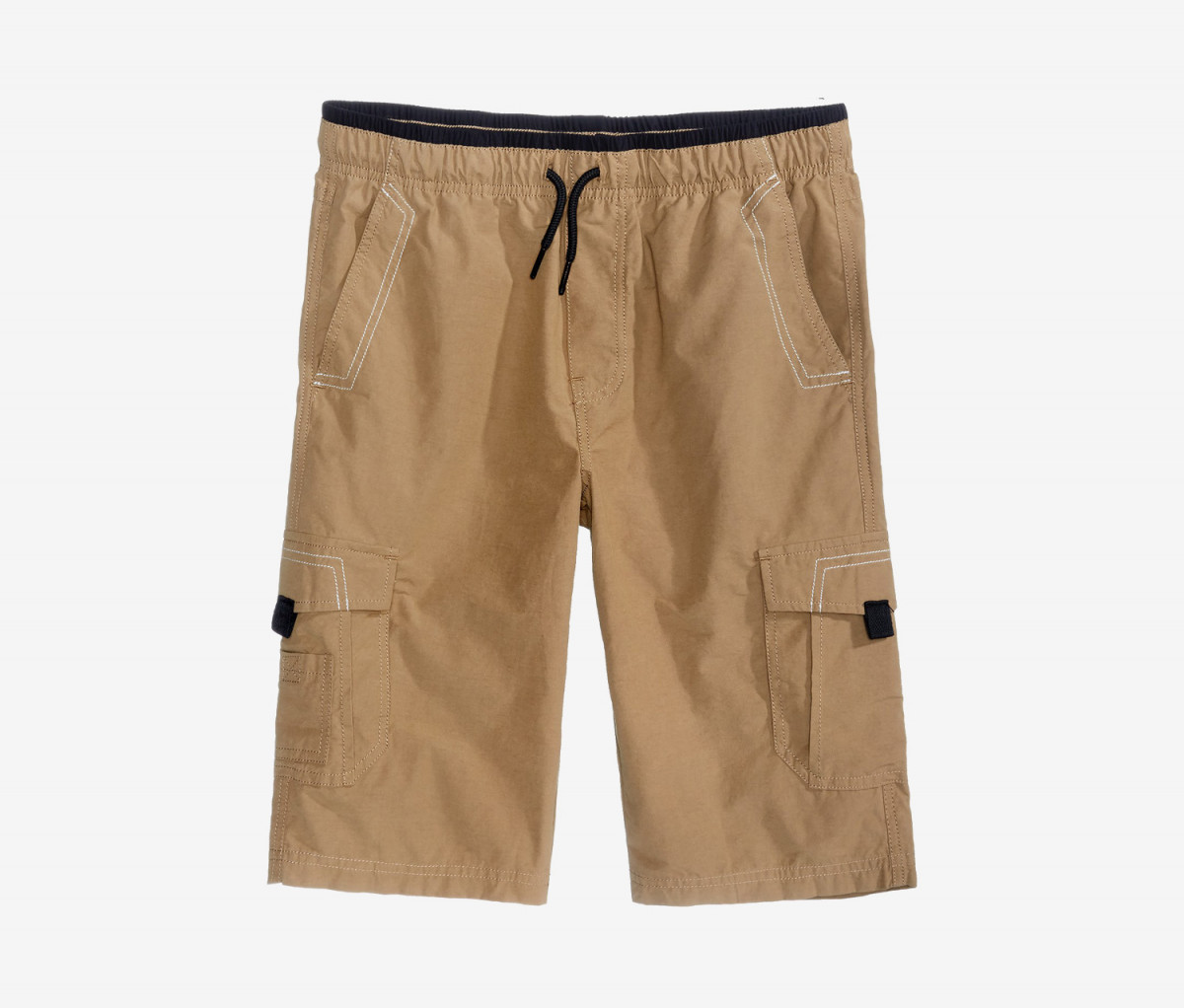 Univibe Big Boys Scout Shorts  Sand