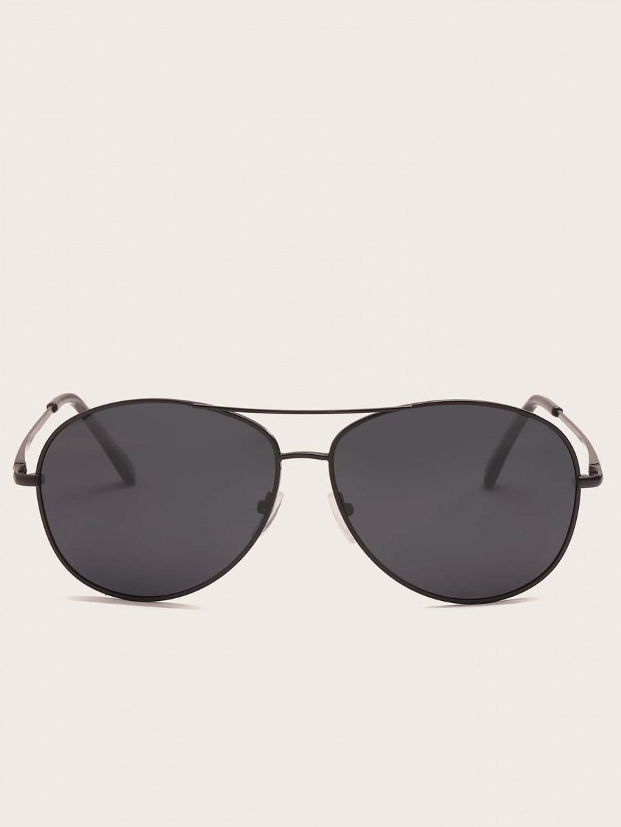 Men Top Bar Aviator Sunglasses