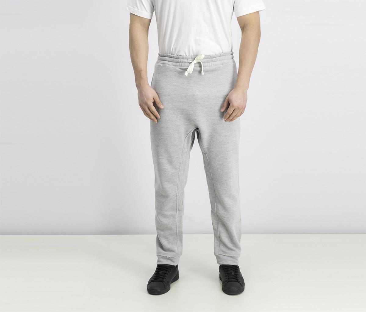 Reebok Mens Training Essentials Marble Pants  Grey