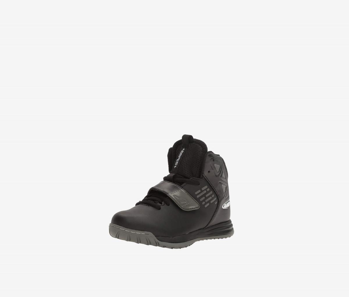 And1 Boys Tempest Au Lace Up Shoes  Black