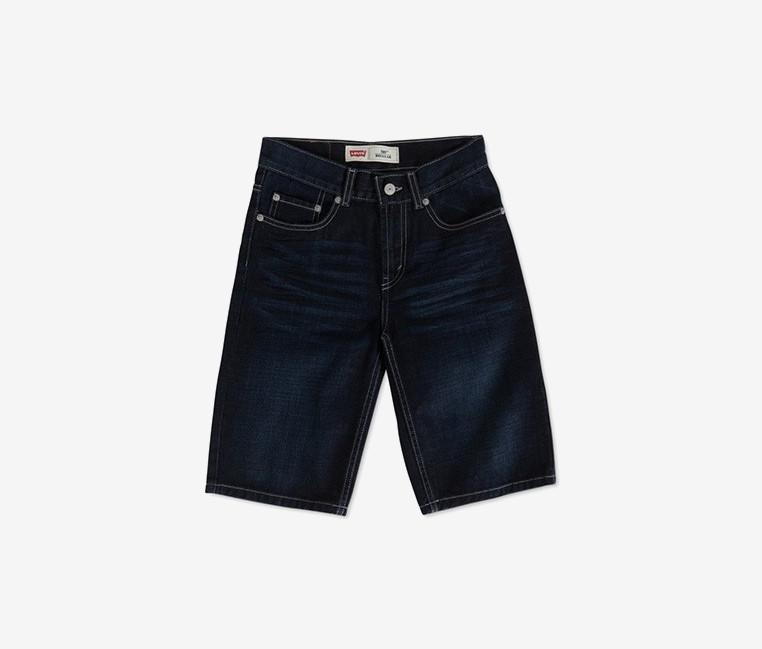 Levis Boys 505 Regular Denim Shorts  Thorne