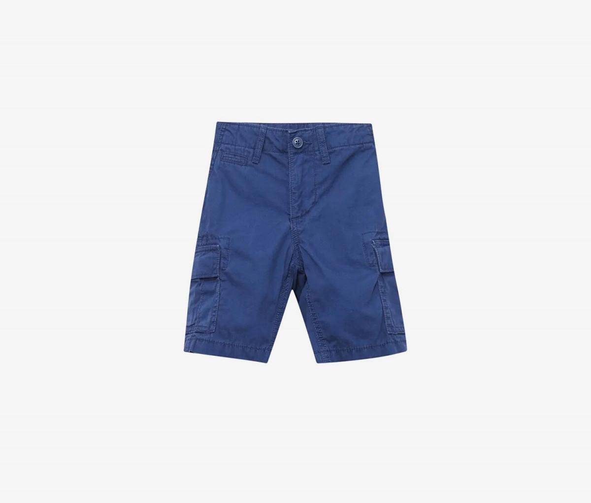 Gap Kids Boys Cargo Shorts  Blue