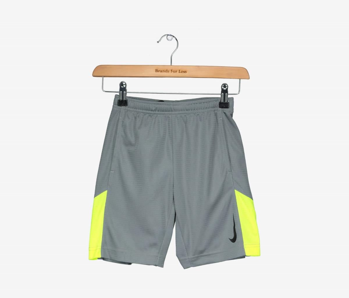 Nike Little Boys Accelerate Shorts  Neutral Gray