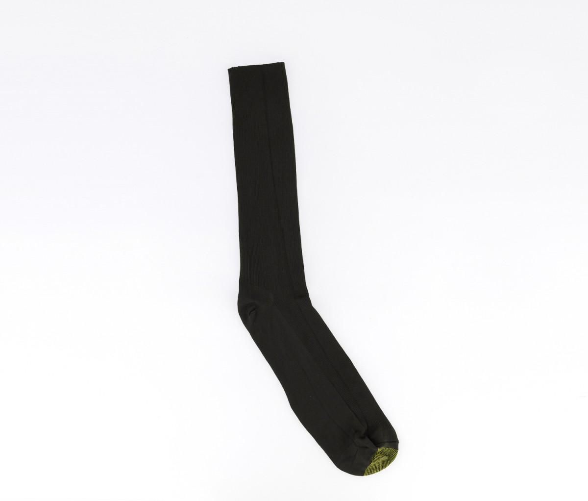 Gold Toe Mens Metropolitan Extended Socks Set Of 3  Black